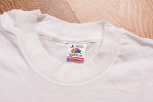 Vintage 90s Tropicana Twister Promo T-Shirt, Senior Couple
