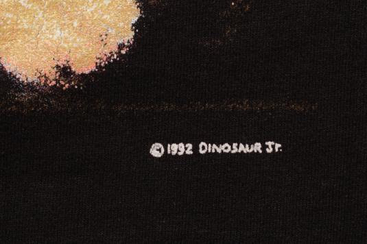 1992 Dinosaur Jr Bulldog T-Shirt Whatever's Cool With Me 90s
