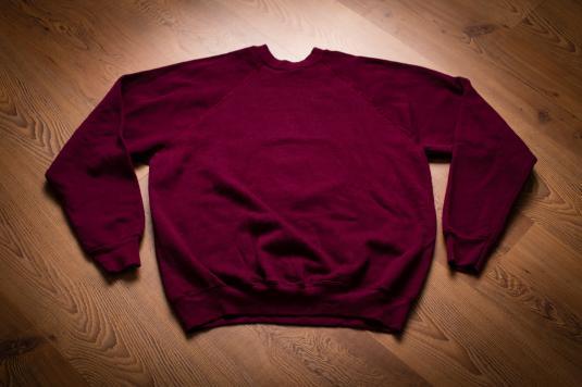 Vintage 80s Harvard University Crewneck Sweatshirt, VERITAS
