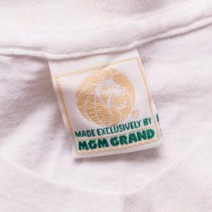 1993 MGM Grand Hotel Lion T-Shirt, Official Licensed Product