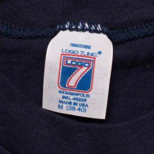 Vintage 80s Boston Red Sox 1986 World Series T-Shirt, Logo 7