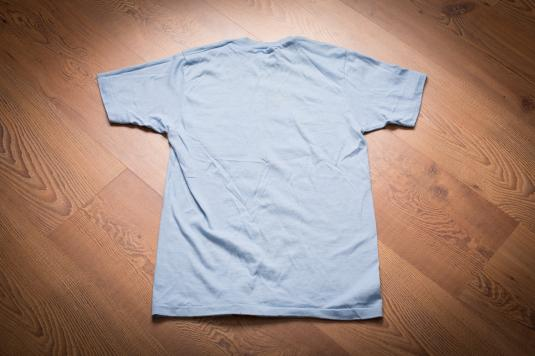 Vintage 80s Medical Eyeball Anatomy Diagram T-Shirt, Science