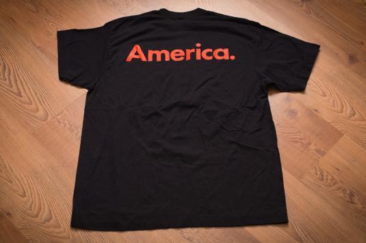 NOS 1989 Bon Jovi T-Shirt, America Tour Vintage 80s Tee Jays