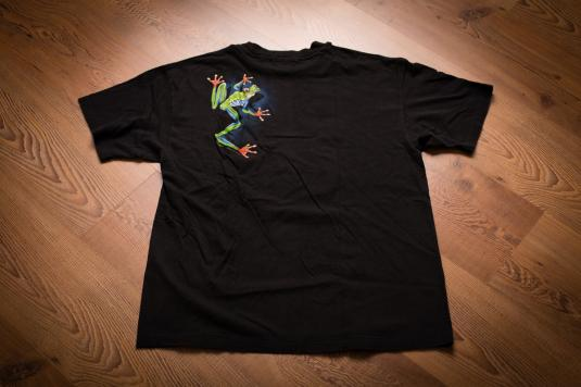 Red-Eyed Tree Frog T-Shirt, Harlequin, Nature Amphibian
