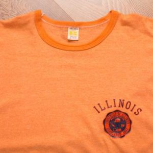 University of Illinois T-Shirt, Fighting Illini, Russell