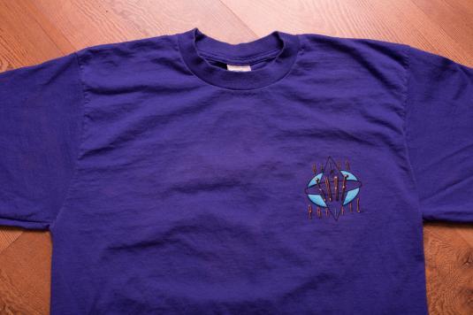 Vintage 90s Ocean Pacific Surf T-Shirt, 1991 OP Surfing