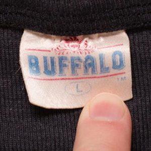 Buffalo Skull Shirt, Native American Indian Dreamcatcher 80s