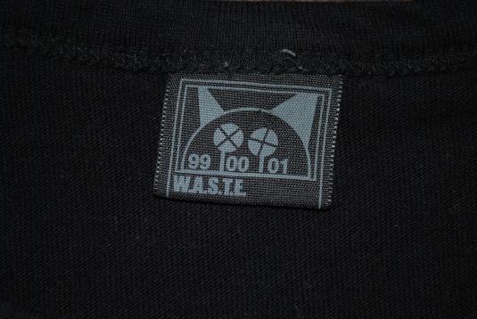 1999 Radiohead Vintage Airbag EP Rock Band Quote T-Shirt