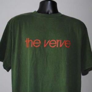 1997 The Verve Vintage Alternative Britpop Band T-Shirt