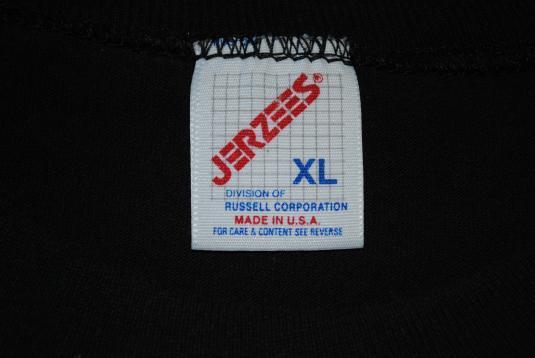 80's Chanel Paris Vintage Soft Thin Bootleg Designer T-Shirt