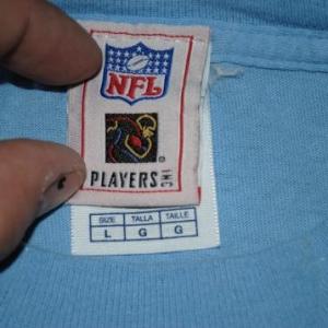 90's Barry Sanders Vintage Detroit Lions NFL Legend T-Shirt