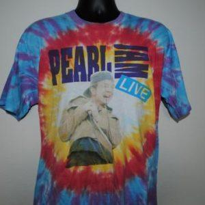 1996 Pearl Jam Vintage 90's No Code Grunge Band Tour T-Shirt