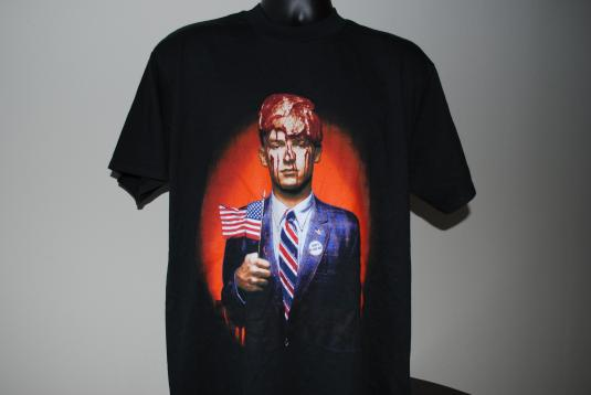 1996 Ministry Filth Pig Vintage Industrial Rock Band T-Shirt