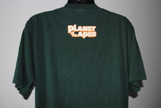 1999 Planet Of The Apes Vintage Classic 60's Movie T-Shirt