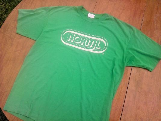 80s NORML 420 RARE!!! MARIJUANA WEED Vintage T-shirt 1984