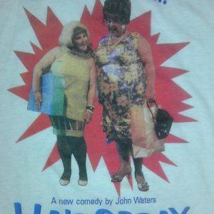 vintage 1988 HAIRSPRAY MOVIE John Waters Divinet-shirt