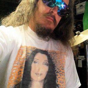 Vintage '98 Cher Believe Tour Gangster Thug concert t-shirt