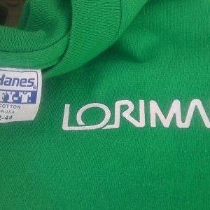1987 FALCON CREST Lorimar crew t-shirt vintage 80s Lorenzo