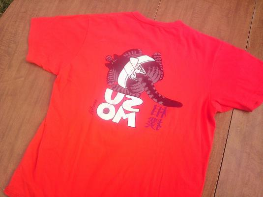 VINTAGE 80s Kliban SUMO the Cat Crazy Shirts HAWAII T-shirt