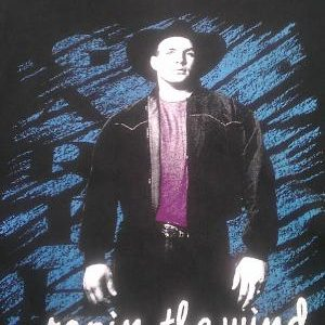 Vintage 1991 Garth Brooks concert t-shirt XXL