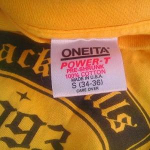 Vintage 1993 53rd Sturgis Black Hills Cycle Classic t-shirt
