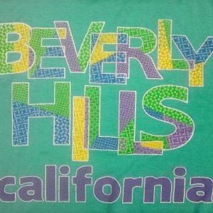 1980s BEVERY HILLS California T-Shirt
