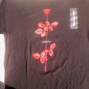 DepecheMode Violation 1990 CONCERT T-SHIRT VintageManiac 90