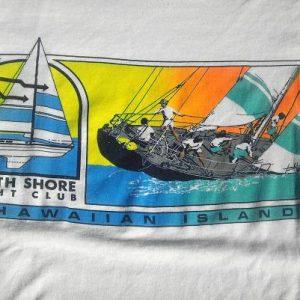 80s HAWAII!!! South Shore CISCO artist vintage t-shirt