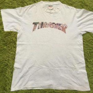 Vintage Thrasher Magazines Skateboards T-ShirT