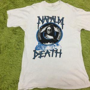 Vintage Napalm Death T-shirt