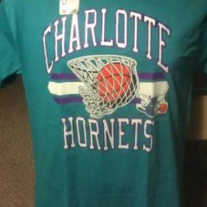 Deadstock 1989 Charlotte Hornets LOGO NWT