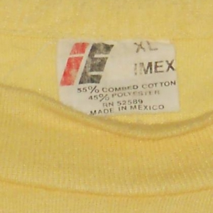 1989 Vintage Garfield San Antonio Texas Fiesta T Shirt