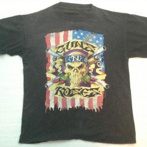 1991-92 Guns N Roses Concert Tour T Shirt