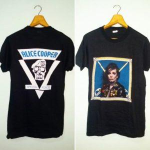 Vintage Alice Cooper 70s Deadstock