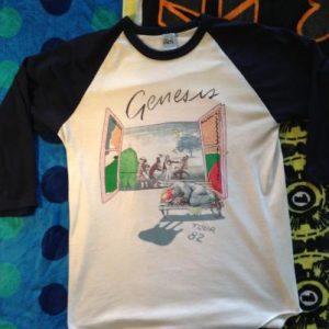 Genesis - North American Tour 1982
