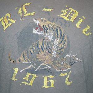 Ralph Lauren Polo Tiger Combat Style Retro Shirt