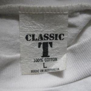 1992 Lush - Australian Tour