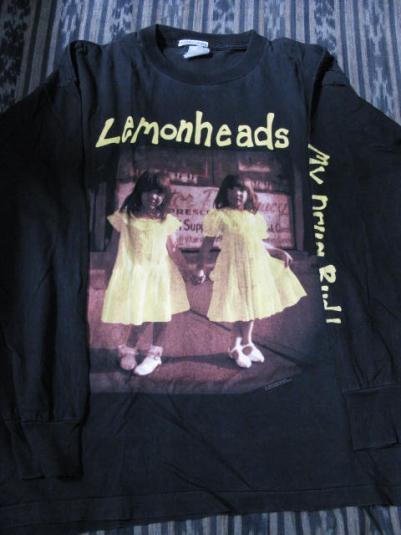 1992 Lemonheads – My Drug Buddy