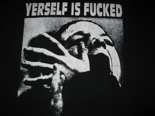 1991 MERCURY REV – YERSELF IS F*CKED – TSHIRT