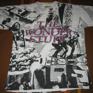 1991 The Wonder Stuff - Never Loved Elvis