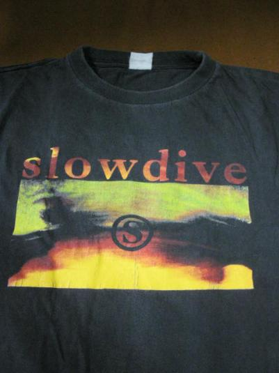 1991 Slowdive – Just For A Day (short sleeves)