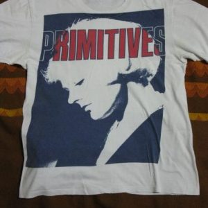 The Primitives - Lovely - Promo Tee