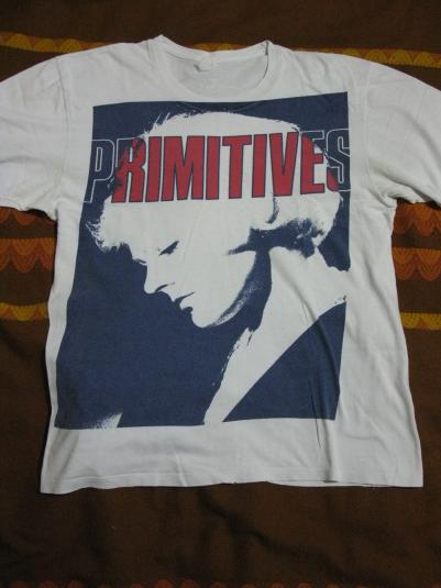 The Primitives – Lovely – Promo Tee