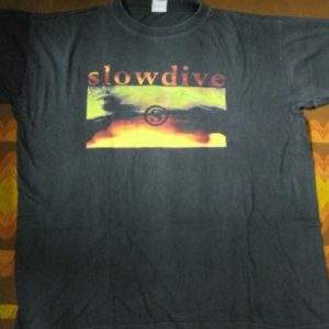 1991 Slowdive - Just For A Day (short sleeves)