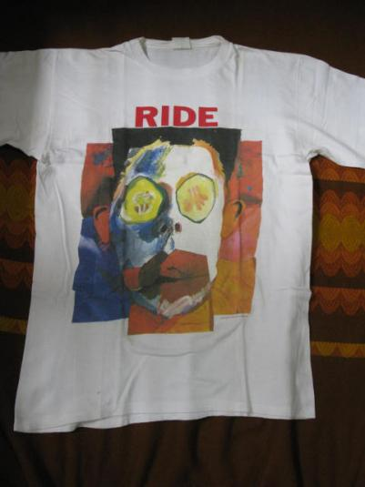 1992 Ride – Going Blank Again