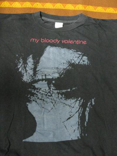 1988 My Bloody Valentine – Feed Me With Your Kiss