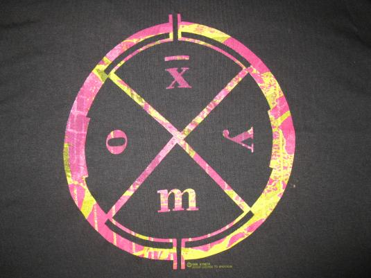 1989 Xymox – Twist of Shadows