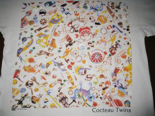 1994 Cocteau Twins – Four Calendar Cafe