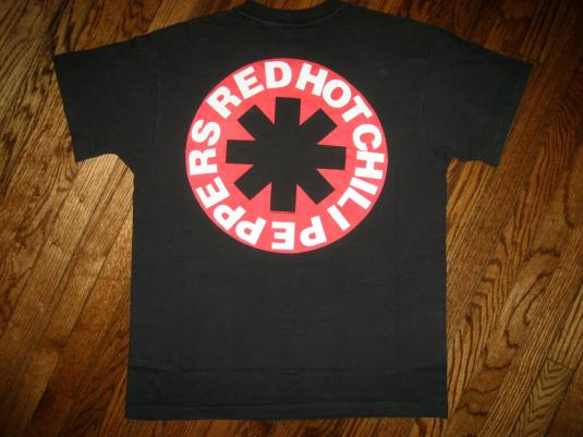 Vintage Red Hot Chili Peppers Blood Sugar Sex Magik T-Shirt