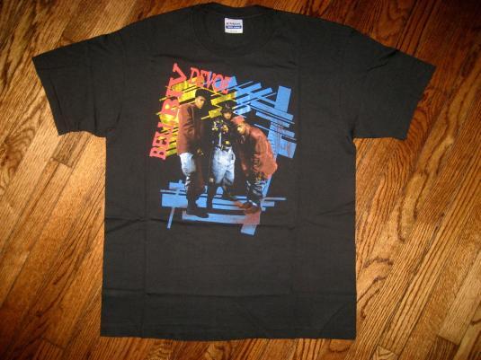 1990 Bell Biv Devoe BBD rap T-shirt SHIT is MENTAL!